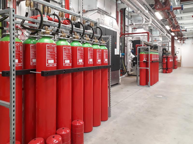 Fire Suppression Systems - Aspect Fire Suppression